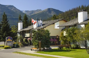 Best Western Jasper exterior - JV