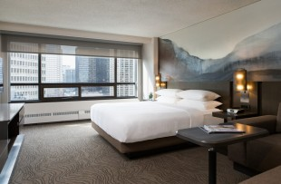 Calgary Marriott - standard king - JV