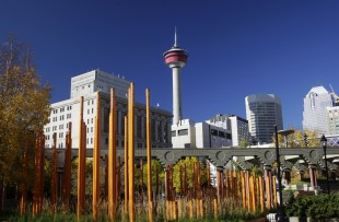 Calgary Tower - JV