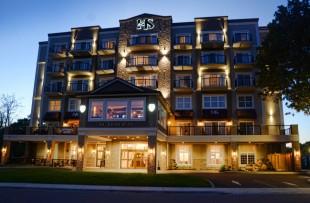 Hotel Shediac exterior - JV