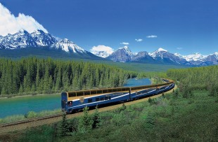 Rocky Mountaineer image - JV
